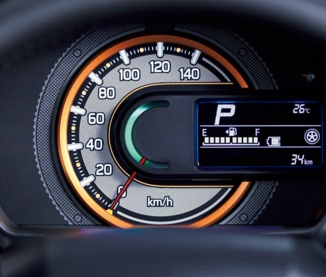 SUVデザインのスペーシア ― 新型 スズキ「スペーシア ギア」