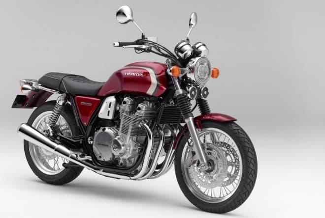 ホンダ「CB1100」シリーズ、カラーリングを変更