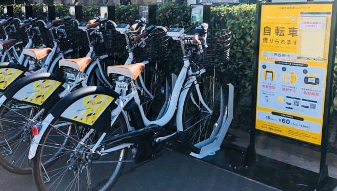 水曜どうでしょう聖地巡りに使いたい ― 「HELLO CYCLING」を活用した「川越市自転車シェアリング」