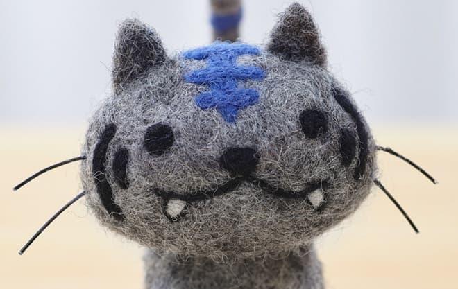 ヤマハ「NIKEN(ナイケン)」が、ネコの「ニャイケン」に