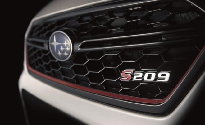 STIが、「S209」を北米国際自動車ショーで初公開