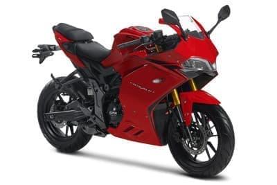 タイのオートバイGPX 3機種の輸入・販売開始