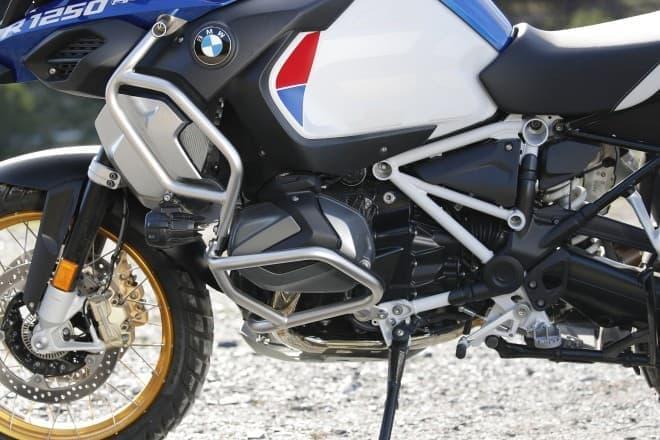 BMW R 1250 GS Adventure発売 ― 長距離走行に向いた「R 1250 GS」のエンデューロ・モデル