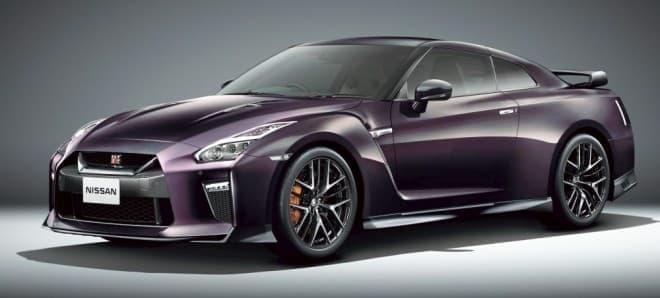 NISSAN GT-Rの特別仕様車「大坂なおみ選手 日産ブランドアンバサダー就任記念モデル」、本日販売開始