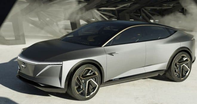 日産、「Nissan IMs」を世界初公開―将来の「ニッサン インテリジェント モビリティ」を体現した電気自動車のコンセプトカー