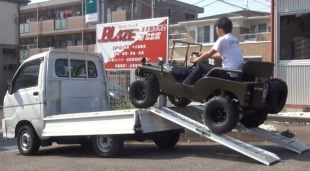 公道を走れる四輪ミニカー「next cruiser」に、電動タイプ登場