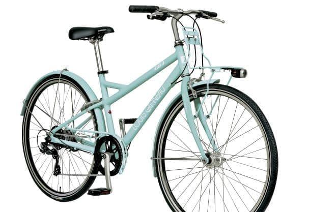メンテナンスが楽! - 自転車通勤に特化した ルイガノ「MULTIWAY 27.5」「MULTIWAY 27/26」発売