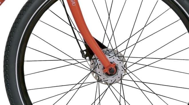 メンテナンスが楽! - 自転車通勤に特化した ルイガノ「MULTIWAY 27.5」「MULTIWAY 27/26」