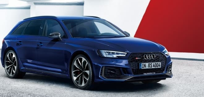 Audi、新型「RS 4 Avant」発売