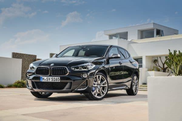 BMW X2に、M Performanceモデル「M35i」登場
