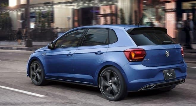 VW「Polo」に、新グレード「TSI R-Line」 ― よりパワフルなエンジンと、よりスポーティなエクステリアを採用