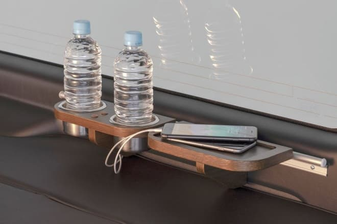 トヨタ「ハイエース」「ノア」ベースの車中泊用コンセプトカー、「ジャパンキャンピングカーショー2019」に登場