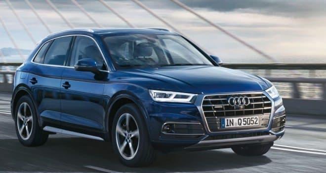 Audi Q5に、ディーゼルエンジンを搭載したTDIモデル追加 ― 発売記念の限定車「1st edition black styling」も