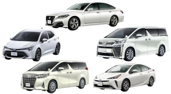 トヨタが設立したKINTOによる「KINTO ONE」「KINTO SELECT」