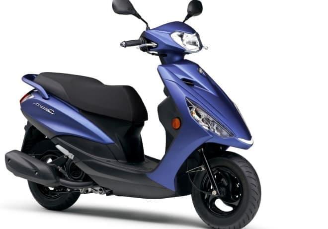 125ccスクーター ヤマハ「AXIS Z」2019年カラー発売