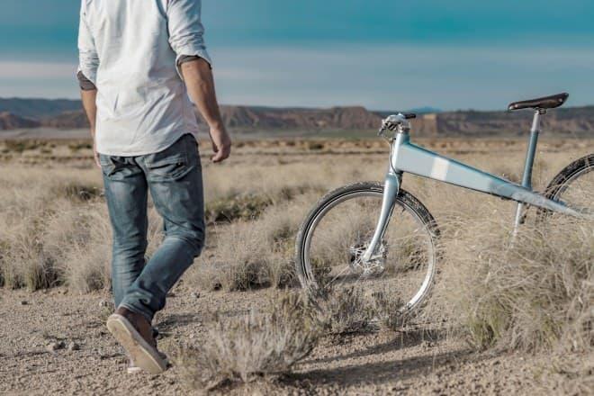 Coleenの電動アシスト自転車