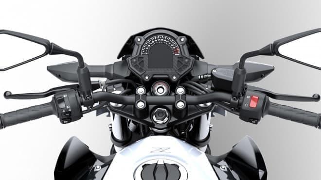 カワサキ スーパーネイキッドマシン「Z250」、フルモデルチェンジ