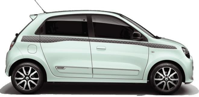 ボディカラーと内装トリムに専用色のヴェール ピスタッシュ(ピスタチオの緑)を採用