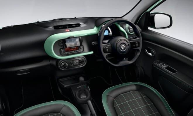 内外装に「ピスタチオの緑」を採用 ― ルノー「トゥインゴ」に、パリジェンヌをイメージした限定車「ラ・パリジェンヌ」発売