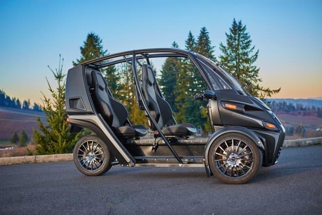 SUVではなくFUV - 時速120キロで走れる電動ビークルArcimoto「Evergreen Edition」
