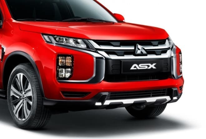 コンパクトSUV 三菱「ASX(日本名:RVR)」の2020年モデル