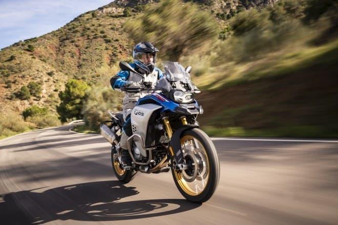 BMW、新型「F 850 GS Adventure」販売開始