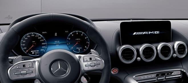 新型「メルセデスAMG GT」予約受付開始