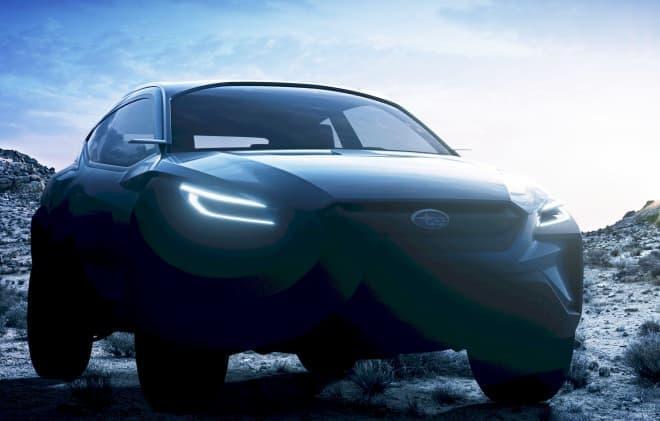 SUBARUのコンセプトカー「SUBARU VIZIV ADRENALINE CONCEPT」、ジュネーブ国際モーターショーに登場