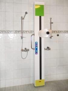 洗車機?いえこれは、洗人機です ― 自動(?)で身体を洗ってくれる「Human Washing Machine」