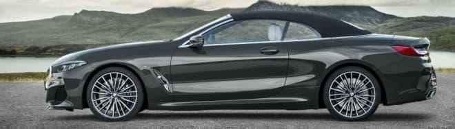 BMW 8シリーズのオープン・モデル「BMW 8シリーズ カブリオレ」販売開始