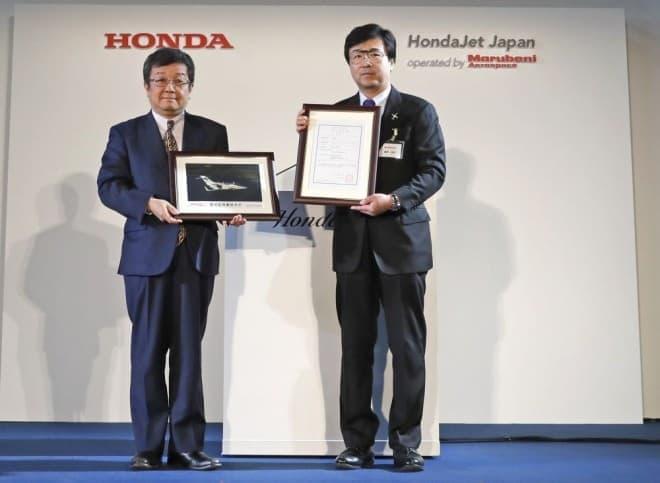 HondaJetの昨年のデリバリー数は37機 小型ジェット機カテゴリーで世界1位