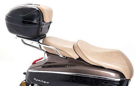 プジョー特別仕様車「ジャンゴ 125アリュール ABS DX」発売