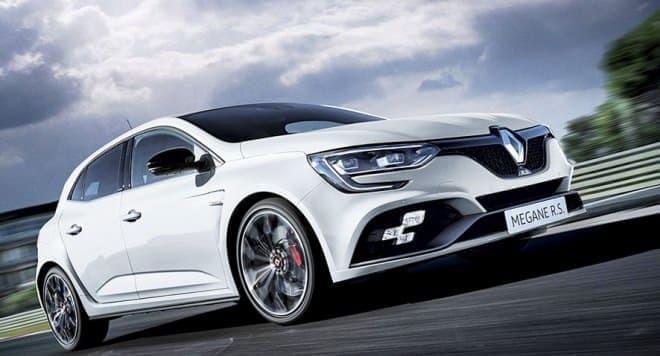 6速MT装備 ― 「メガーヌ ルノー・スポール」の限定車「カップ」