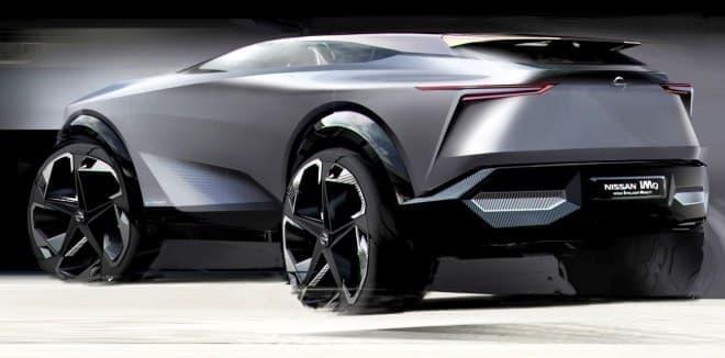 日産、クロスオーバーのコンセプトカー「IMQ」を公開へ