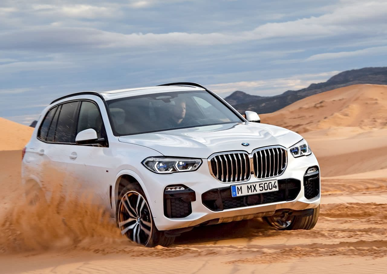 BMWのSAV 新型「X5」販売開始