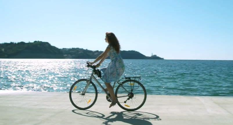 自転車にもシートヒーターを―冷暖房完備の自転車を目指す「Sweet」サドル