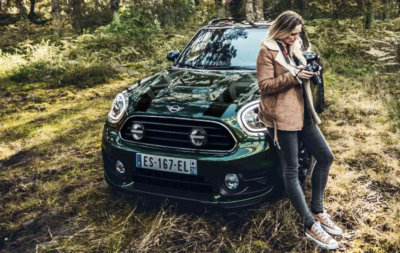 MINIに、旅をテーマにした限定車「Crossover Norfolk Edition」