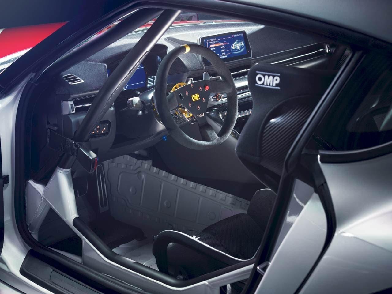 トヨタ「GR Supra GT4 Concept」公開へ ― 「GR Supra」をベースとしたレーシングスタディモデル