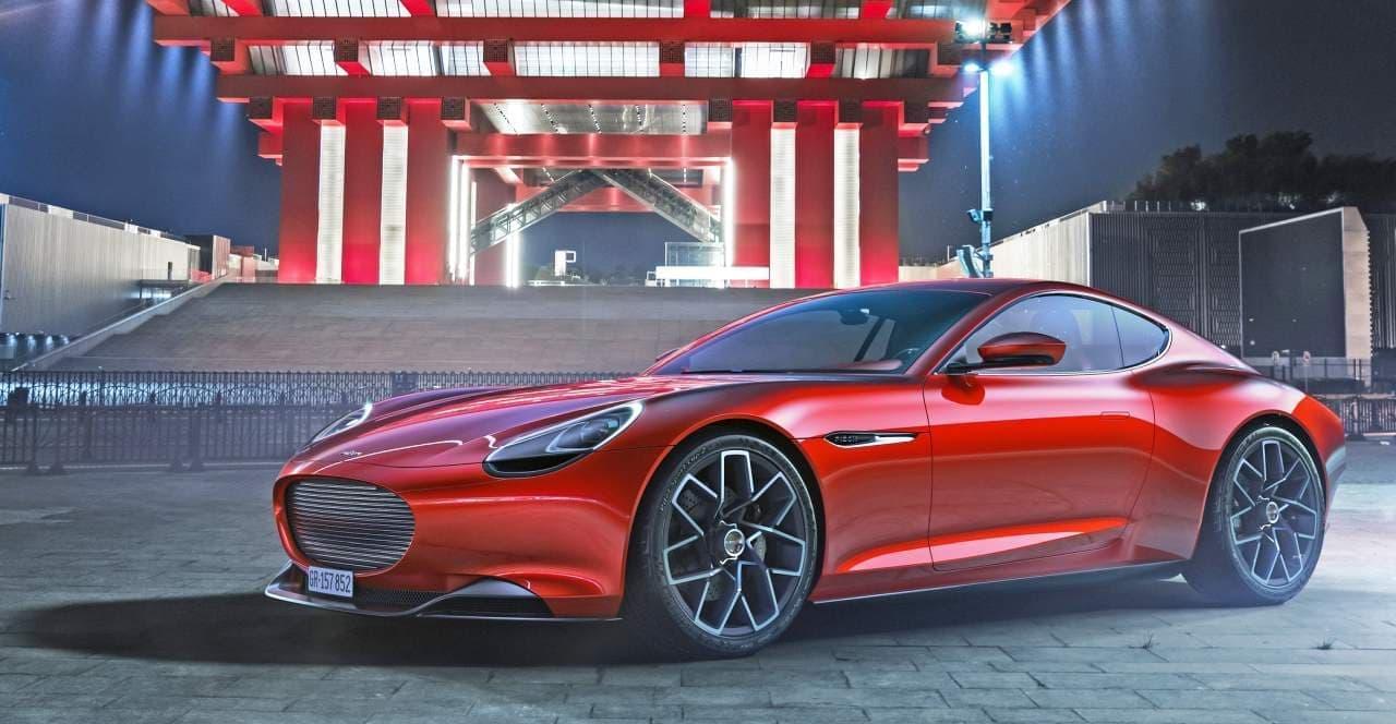 充電時間わずか4分40秒の電動スポーツカー Piech「Mark Zero」
