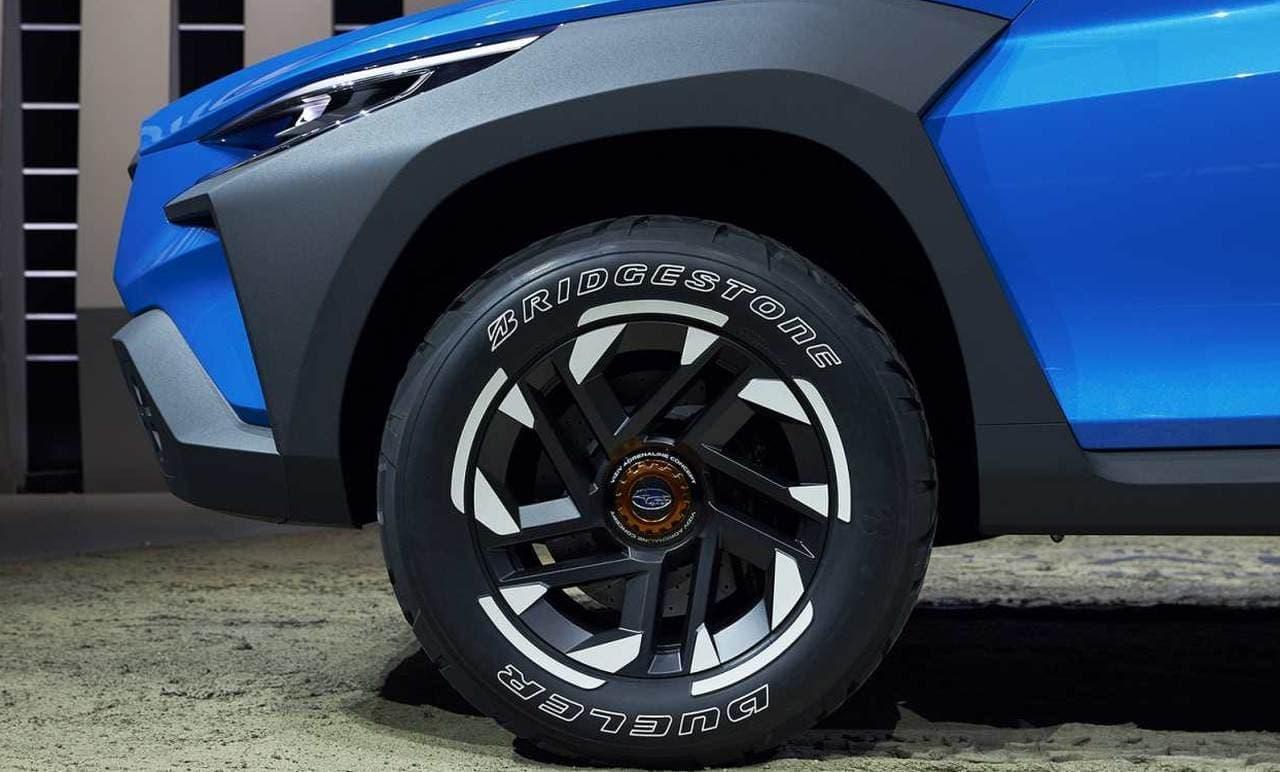 SUBARUのコンセプトカー「VIZIV ADRENALINE CONCEPT」