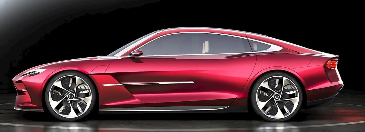 レオナルド・ダ・ヴィンチ没後500年を記念したイタルデザインのコンセプトカー「DaVinci(ダ・ヴィンチ)」