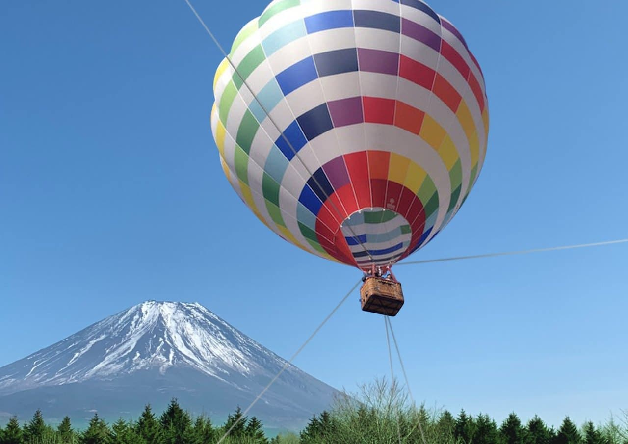 今年のグルメイベントは「富士山麺めぐり」―「2019富士芝桜まつり」