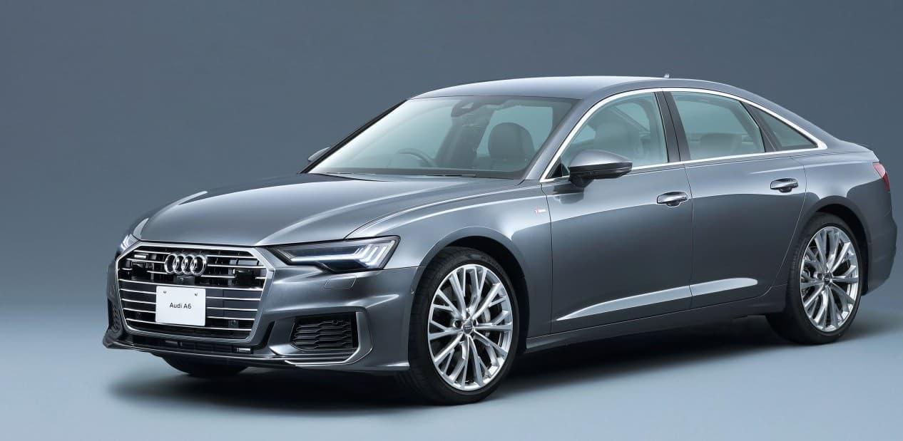 Audi、8代目となる新型「A6」発売