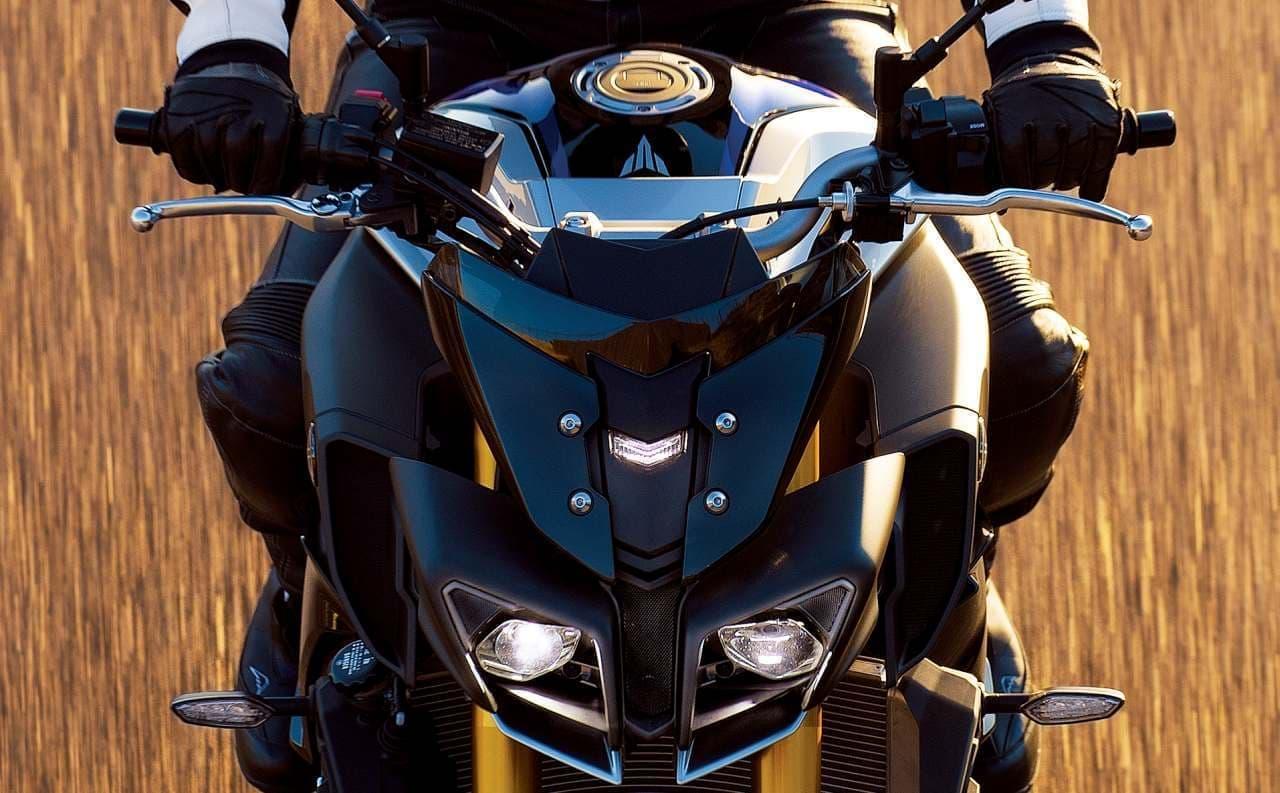ヤマハ「MT-10 ABS」カラーリング変更