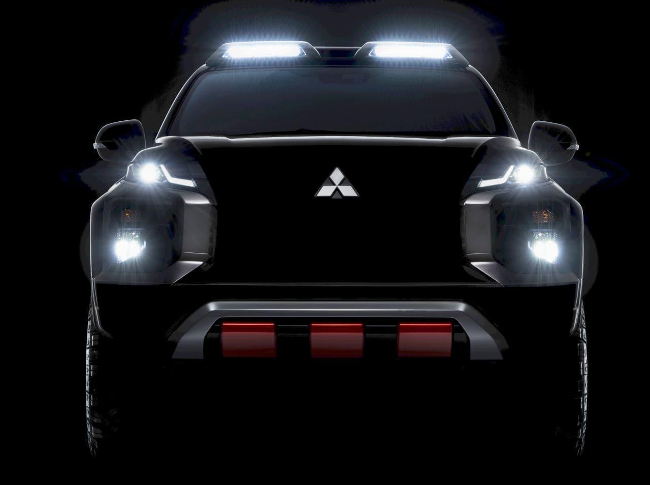 三菱「トライトン」スペシャルモデル