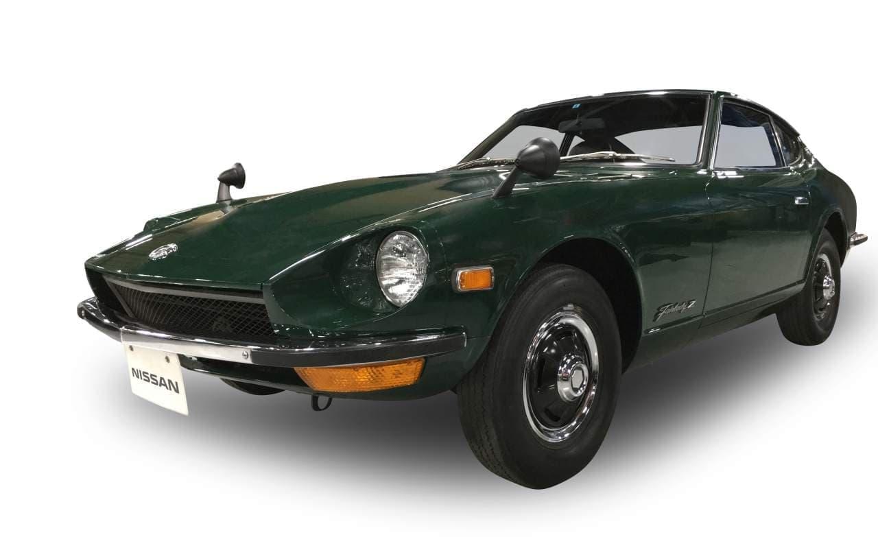 日産「フェアレディZ」「スカイライン2000GT-R」初代モデルがオートモビル カウンシルに登場