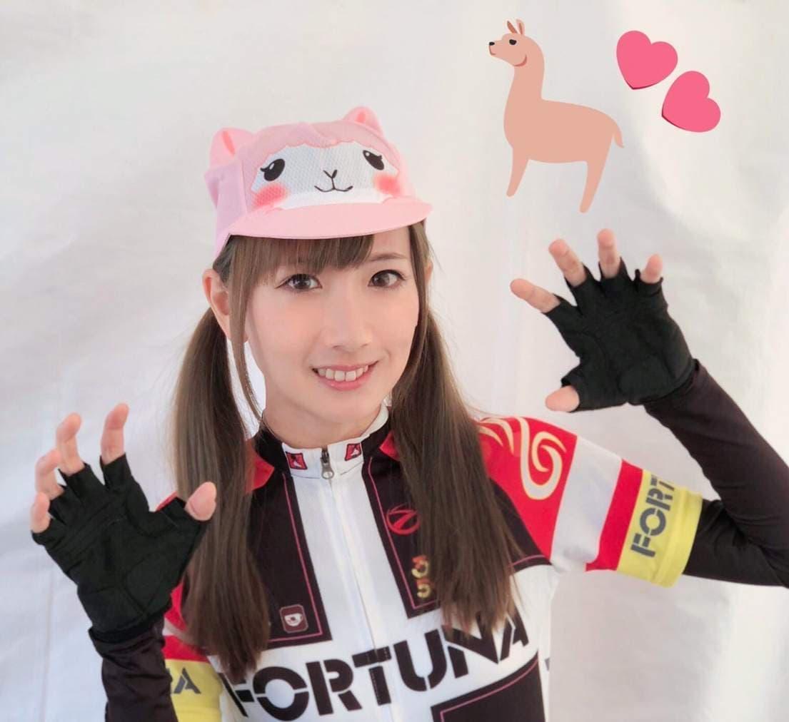 「岩下の新生姜」モチーフのサイクルジャージ予約受付開始 予約会には声優・東城咲耶子さん来場