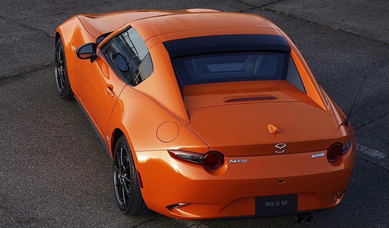 マツダ ロードスター30周年記念車、日本国内での商談予約受付開始