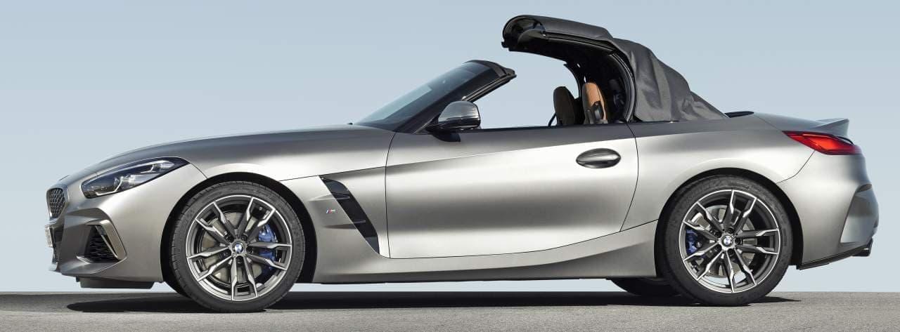 BMWのロードスター「Z4」、約2年ぶりに復活