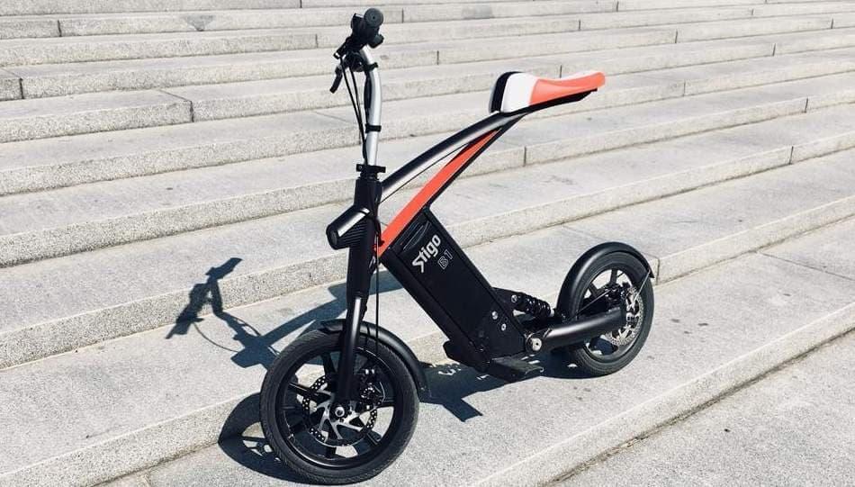 電動バイクStigo「B1」